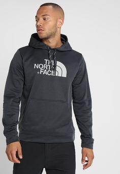 8a34647978d47e HOODIE - Felpa con cappuccio - dark grey heather @ Zalando.it 🛒. The North  Face ...