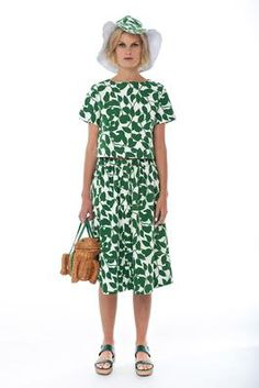 Kate Spade New York Spring 2015 Ready-to-Wear Fashion Show: Complete Collection - Style.com