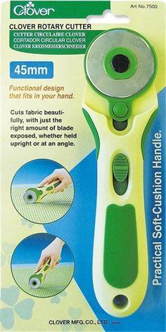 Cutter rotatif Clover 45mm - Rascol