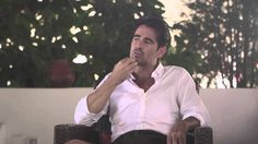 Dolce&Gabbana Intenso - Colin Farrell Grooming Routine