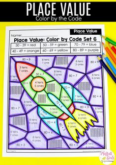These fun 1st Grade Math activities help students understand place values and the meaning of a number in a hands-on way!