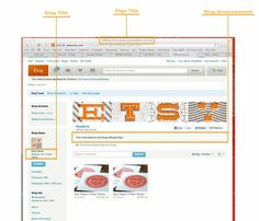 How do I improve my @Etsy shop's Search Engine Optimization (SEO)?