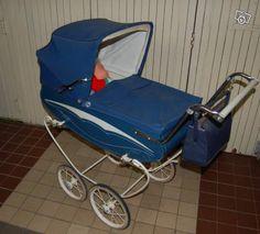 Vintage Pram, Vintage Toys, Pram Stroller, Baby Strollers, Prams And Pushchairs, Dolls Prams, Victorian, Children, Collection