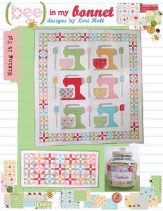 Bee In My Bonnet: New BaKe SaLe Patterns!!!!...