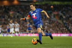 Alessandro Del Piero of the All Stars in action during the match...