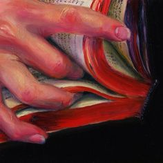 Jen Mazza, Books and Fingers, 1972 Jen Mazza, Books and Fingers, 1972 Painting Inspiration, Art Inspo, Art Sketches, Art Drawings, Illustration Art, Illustrations, Art Plastique, Art Sketchbook, Aesthetic Art
