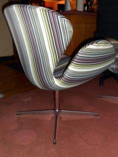 """Swan chairs"""