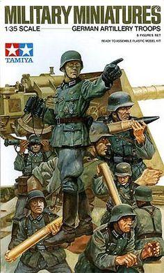 Military Figures, Military Art, Military History, Tamiya Model Kits, Tamiya Models, Plastic Model Kits, Plastic Models, Maquette Tamiya, Airfix Models