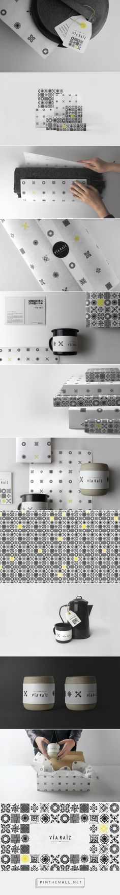 Vía Raíz craft products packaging design by TORO PINTO - http://www.packagingoftheworld.com/2017/03/via-raiz.html