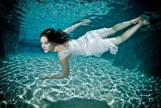 45 Breathtaking Underwater Women Photography From Around The Web