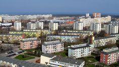 Bloki mieszkalne na Przymorzu / #Przymorze blocks of flats   #Gdansk