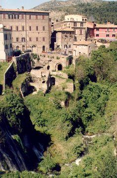 Tivoli, Italy.