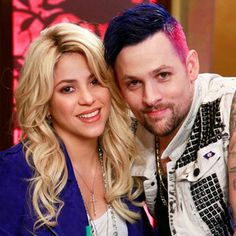 Joel Madden joins #TeamShakira as an adviser for Season 4! #TheVoice