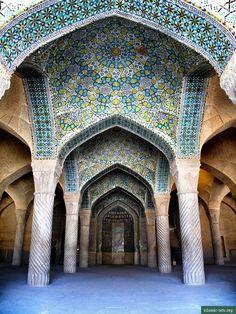 18th century Vakil Mosque in Shiraz