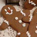 Sugar and Spice Gingerbread Men on Clabbergirl.com.