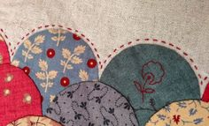 Secrets on the stitching front
