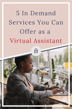 Want to grow your virtual assistant business & book out your services but don't have the in-demand skills? In this post I share how to learn new virtual assistant skills for FREE & the top 5 in-demand Virtual Assistant services that clients are hiring for. Looking to become a Virtual Assistant or start a side hustle? Click to read more!