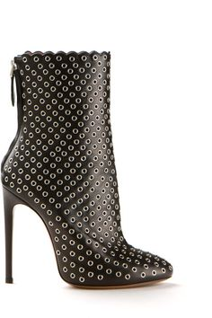 Alaïa Embellished Ankle Boots best place to buy free shipping very cheap fake online sale pick a best mWkx3l