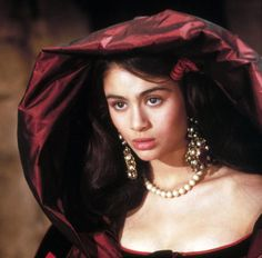 "Charlotte Lewis - ""Pirates"" (1986) - Costume designer : Anthony Powell"