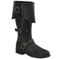 I found 'Men's Ornate Captain Boots by Medieval Collectibles' on Wish, check it out!