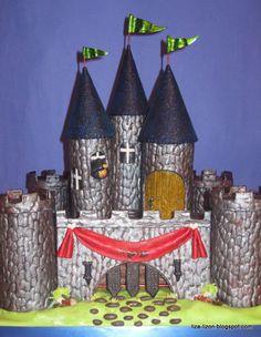 торт замок для мальчика - Поиск в Google