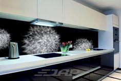 GrafoSklo- graphic glass (in the kitchen)