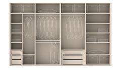 Interiores armarios - Armarios - Muebles Ros