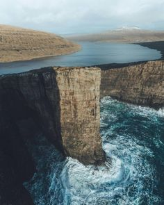 Photography | @michielpieters Sorvagsvatn Faroe Islands Canon...