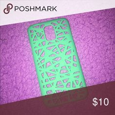 Galaxy S5 Case Green Accessories Phone Cases