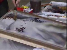 Watercolor  (master class-2) - ILYA IBRYAEV