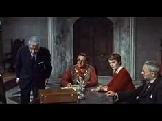 The Mouse that Roared, a political satire. Movie reference, JRA