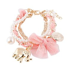 Habors Pink Woven Lace Bow Bracelet for Women Habors http://www.amazon.in/dp/B00LGYQNTG/ref=cm_sw_r_pi_dp_3C5Ovb122MAWD