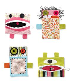 Gift Monster Set | Daily deals for moms, babies and kids