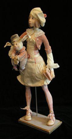 Tamara Pivnyuk Art Dolls / Dolls / Alisa