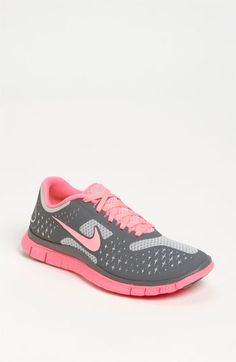 Nike 'Free 4.0 V2' Running Shoe (Women) available at #Nordstrom!  I love these want these SO much!! There adorable! Price: $90