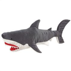 Melissa and Doug Shark Plush Stuffed Animal - 2126