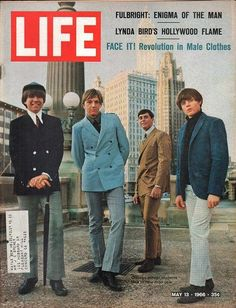 Life Magazine May 1966 Male Clothes/Alabama Primary/George Hamilton/Sky Dive 1960s Fashion Mens, 60s And 70s Fashion, Mod Fashion, 1969 Fashion, Preppy Mens Fashion, Vintage Fashion, Latex Fashion, Fashion Shoot, Fashion Rings