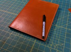 Genuine Leather Handmade Refillable Journal by HeirloomLeather