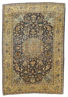 dywan perski Kom Kork Carpet Vista. Prawdziwy perski dywan
