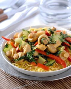 Healthy Meals For Kids, Healthy Cooking, Healthy Recipes, Easy Diner, Asian Kitchen, Caribbean Recipes, Happy Foods, Indonesian Food, Aesthetic Food