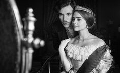 Lovely unit still of the Queen and Prince Albert.