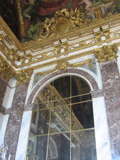 The First Multi-Media Experience: The Versailles Hall of Mirrors. Versailles Hall Of Mirrors, Multimedia, Paris, Montmartre Paris, Paris France