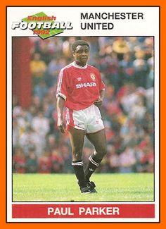 ba0ec4f8070 Old School Panini  UK Football Team - Manchester United 1992