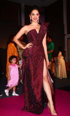 bollywoodmirchitadka: Kiara Advani at CSA 13th Annual Fundraiser Event a...