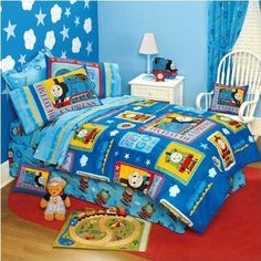 Gentil Thomas The Train Bedroom Decor Big Boy Bedrooms, Boy Rooms, Kids Bedroom,  Kids
