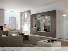 salones modulares modernos madrid - Buscar con Google