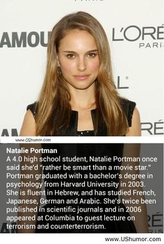 Natalie Portman is great and this is the path she chose to take. Respect Natalie Portman, but also respect the kid who only wanted to be an actor growing up, the kid who only wanted to dance, and the kid who doesn't quite know yet. Meme Comics, 9gag Funny, Memes Humor, Angst Quotes, Nathalie Portman, Badass Women, The More You Know, Faith In Humanity, Women In History