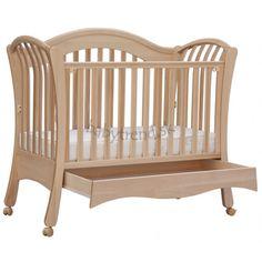 Detská postieľka Scarlett Valencie (buk) - Prírodná - BABYTREND.sk Valencia, Cribs, Baby, Home Decor, Cots, Decoration Home, Bassinet, Room Decor, Baby Crib