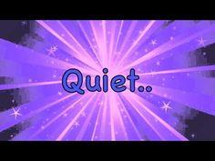 Matilda The Musical - Quiet - Lyrics!! (HD) - YouTube