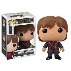 Game of Thrones Tyrion Lannister Pop! Vinyl Figure - Funko - Game of Thrones - Vinyl Figures at Entertainment Earth